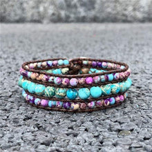 Load image into Gallery viewer, Emperor's Stones Happiness Bracelet - Soul Sound Baths