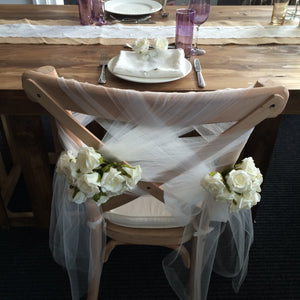 Outdoor Wedding Chair Cover