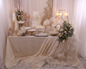 shabby Chic Bridal Table