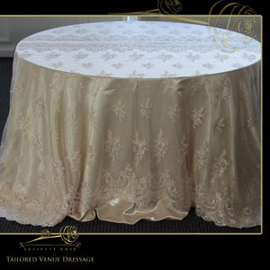 Indian Lace Table Covers