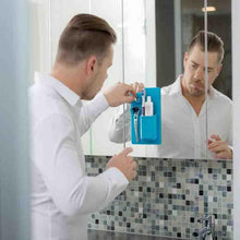 Load image into Gallery viewer, A Silicone Shower Organizer That Sticks To Your Wall - PuraGlow