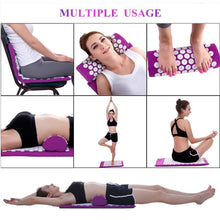 Load image into Gallery viewer, ACUPRESSURE MAT - PuraGlow