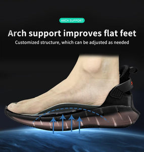Arch support Orthopedic Shoes - PuraGlow