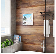 Load image into Gallery viewer, Bathroom Folding Storage Cabinet - PuraGlow
