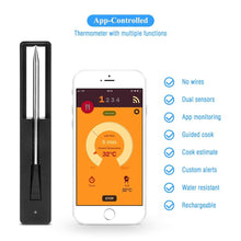 Load image into Gallery viewer, BBQ Wireless Thermometer - PuraGlow