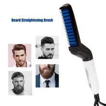 Load image into Gallery viewer, beard straightening comb - PuraGlow