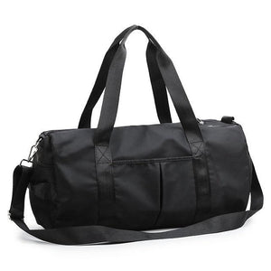 DuffelBuddy - Wet & Dry Gym Duffel Bag with Shoes Pocket - PuraGlow