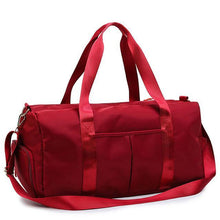 Load image into Gallery viewer, DuffelBuddy - Wet & Dry Gym Duffel Bag with Shoes Pocket - PuraGlow