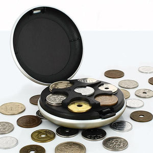 Easy Coin Dispenser - PuraGlow