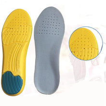 Load image into Gallery viewer, Flat Feet Shoe Insoles - PuraGlow