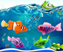 Load image into Gallery viewer, High quality Robot Fish (x 4 fishes) - PuraGlow