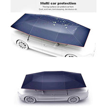 Load image into Gallery viewer, Portable Umbrella Car Tent Roof Cover - PuraGlow