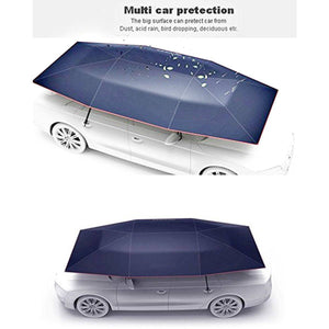 Portable Umbrella Car Tent Roof Cover - PuraGlow