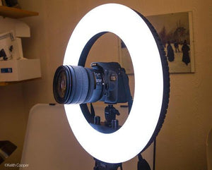 LED RING LIGHT 2.0™ - PuraGlow