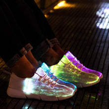 Load image into Gallery viewer, Luminous Fiber Sneakers - PuraGlow