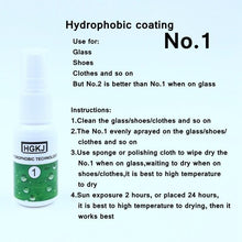 Load image into Gallery viewer, Nano Hydrophobic Waterproof Spray - PuraGlow