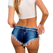 Load image into Gallery viewer, Naughty Jean Shorts - PuraGlow