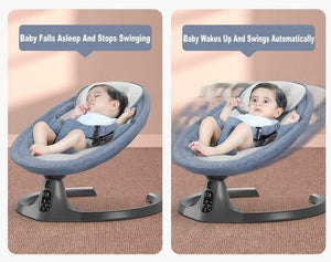 Smart Baby Swing Toddler Rocking Chair - PuraGlow