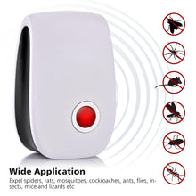 Load image into Gallery viewer, Ultrasonic Pest Repeller ™ - PuraGlow