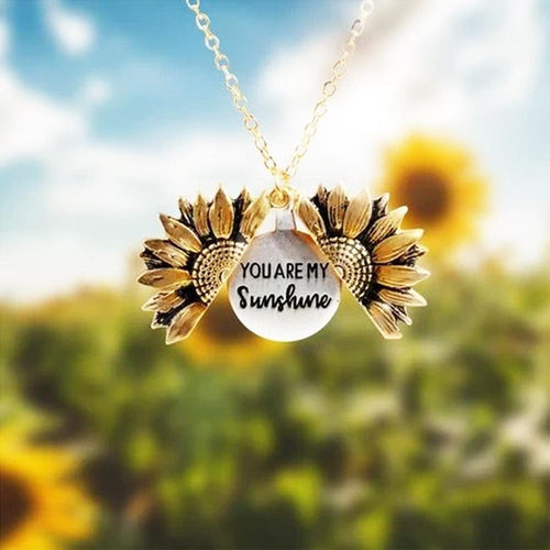 YOU ARE MY SUNSHINE NECKLACE™ - PuraGlow