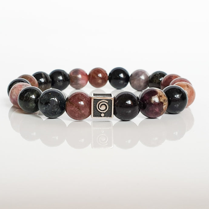 Tourmaline Bracelet for Men