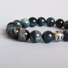 "Load image into Gallery viewer, Hawk's Eye Bracelet for Women ""Confidence"""