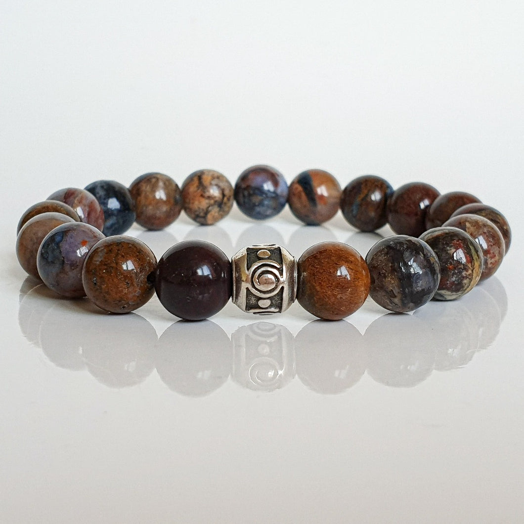 Pietersite Bracelet for Women