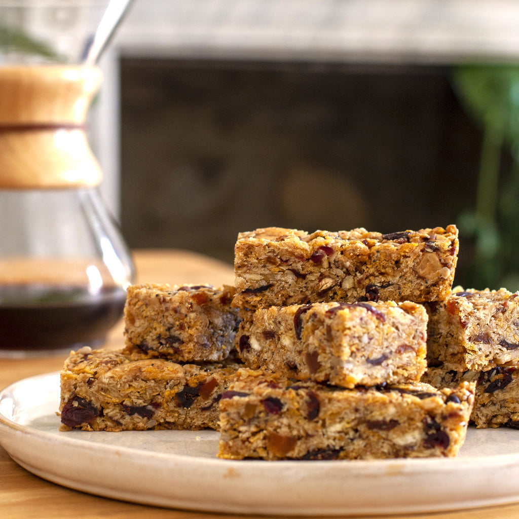 Wonderbar super duper granola bar