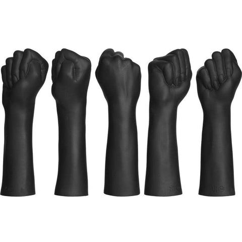 KINK Dual Density SECONDSKYN Fist Closed Fist Black