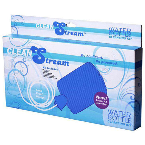 Clean Stream 3 Quart Water Bottle Cleansing Kit