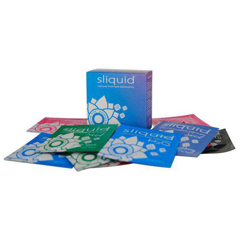 Sliquid Natural Intimate Lubricants