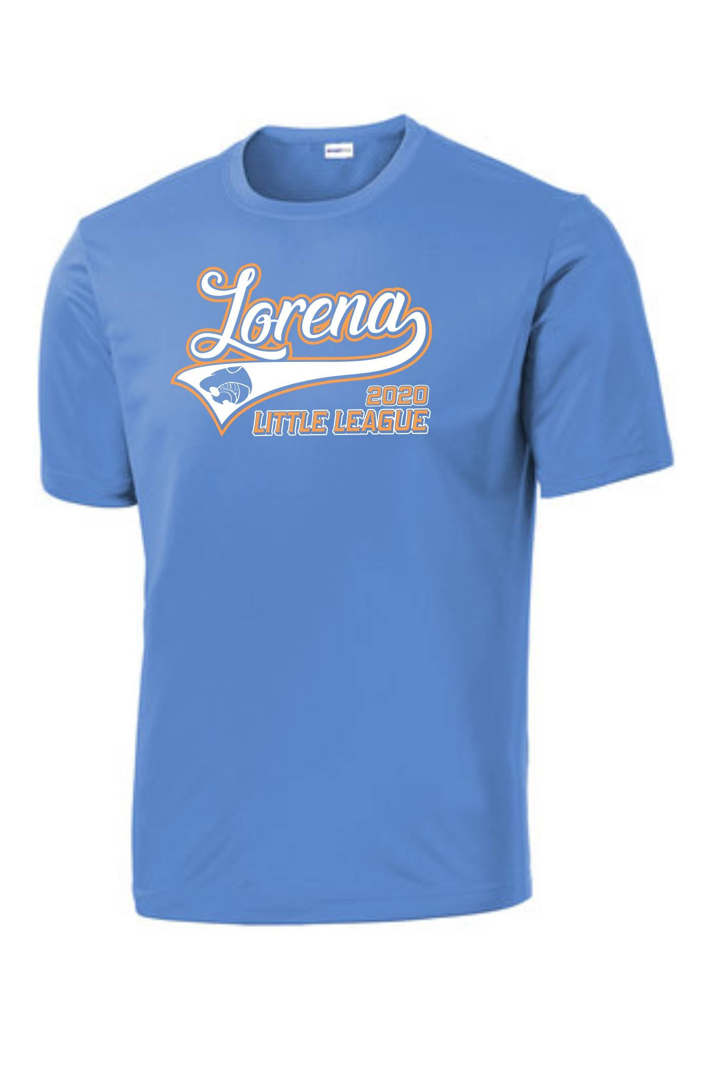 Lorena Parent Shirt- Short Sleeve Dri-Fit
