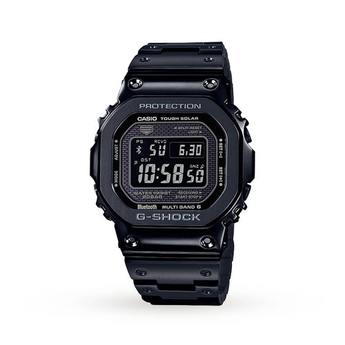 Casio G-Shock Full Metal Black Watch GMW-B5000GD-1ER