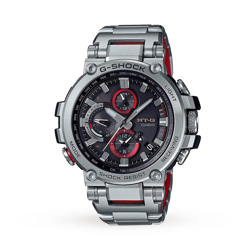 Casio G-Shock Bluetooth Smart Mens Watch MTG-B1000D-1AER