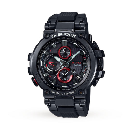 Casio G-Shock Bluetooth Smart Mens Watch MTG-B1000B-1AER