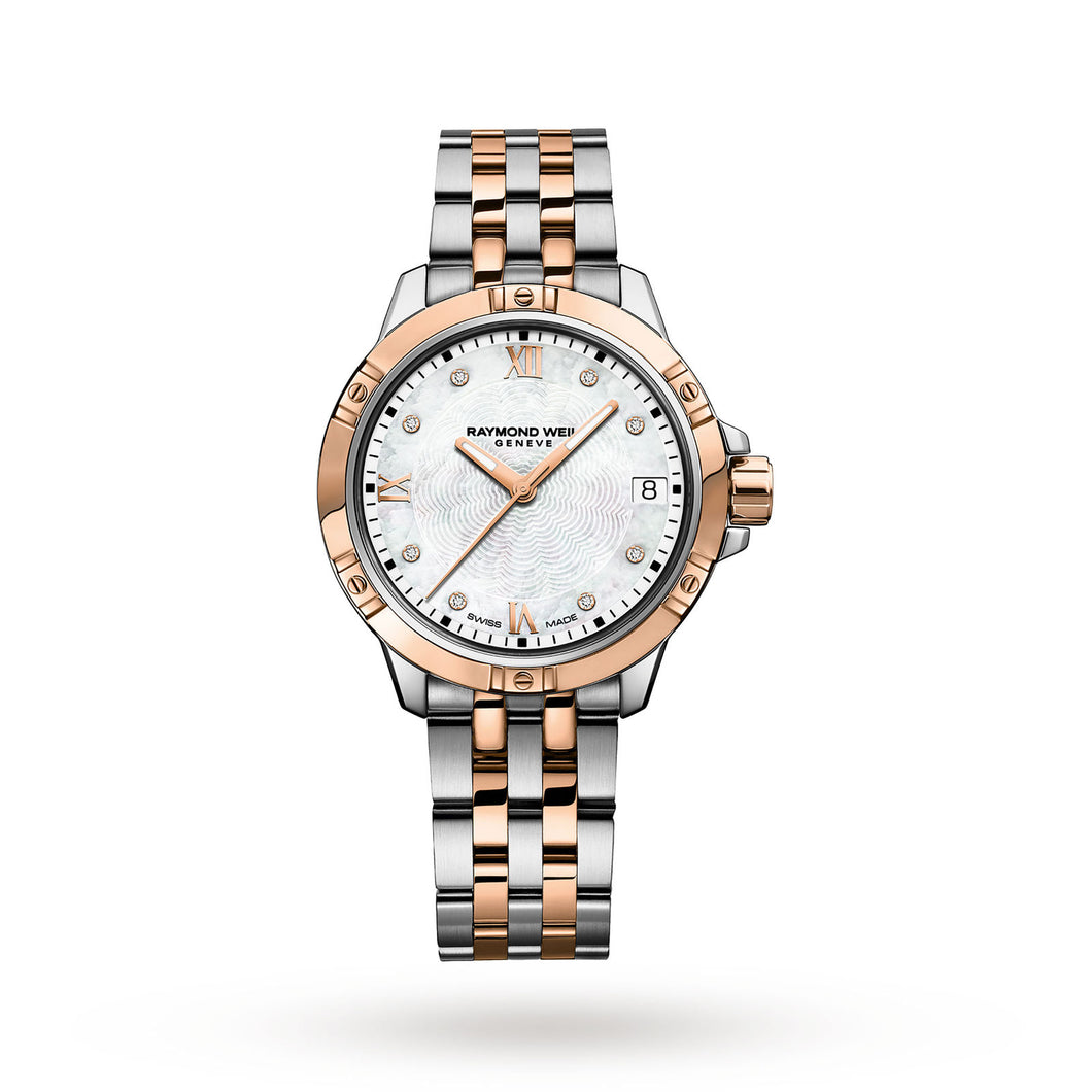 Raymond Weil Tango Silver Ladies Watch