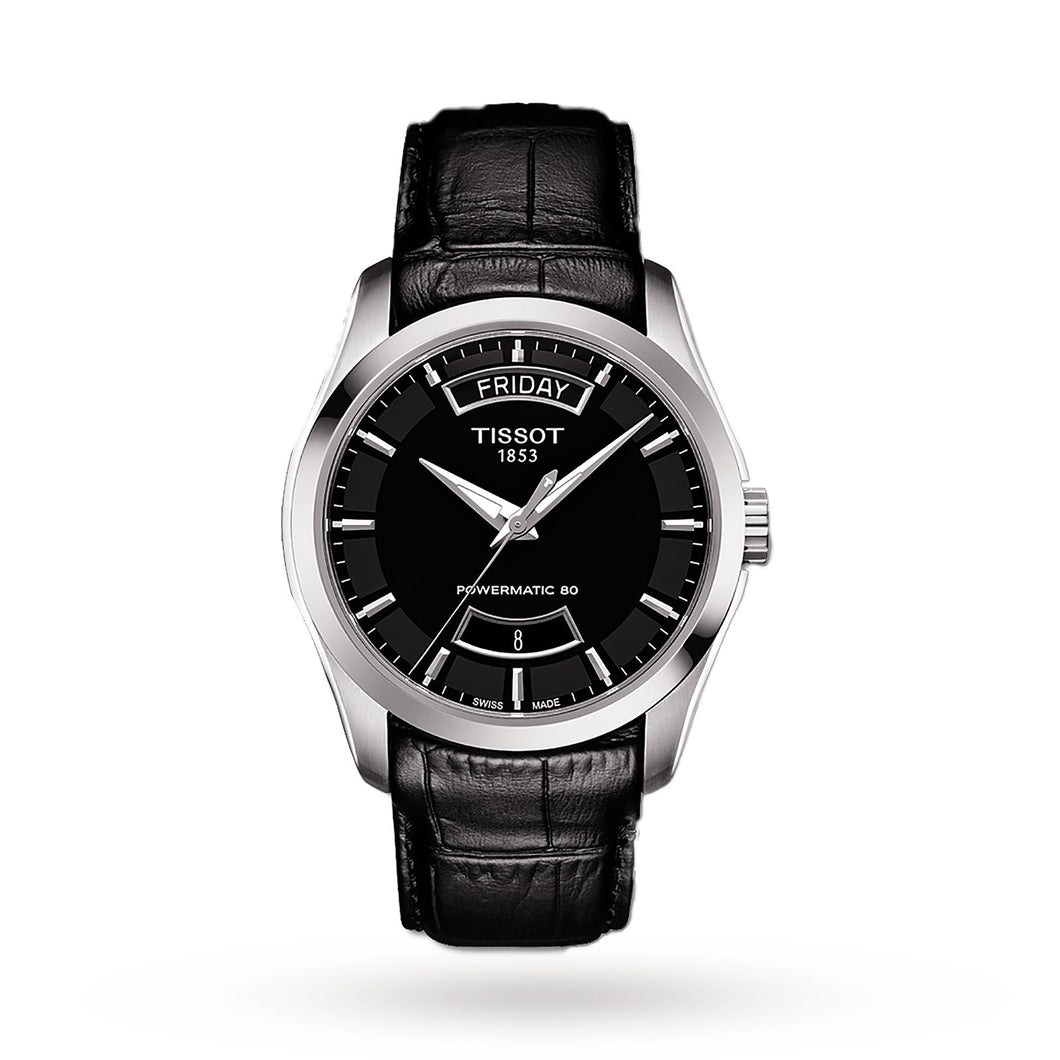 Tissot T-Trend Couturier Mens Watch