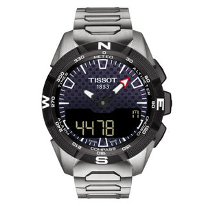 Tissot T-Touch Solar-Powered Mens Watch