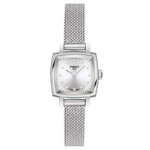 Tissot T-Trend Lovely Square Quartz Ladies Watch