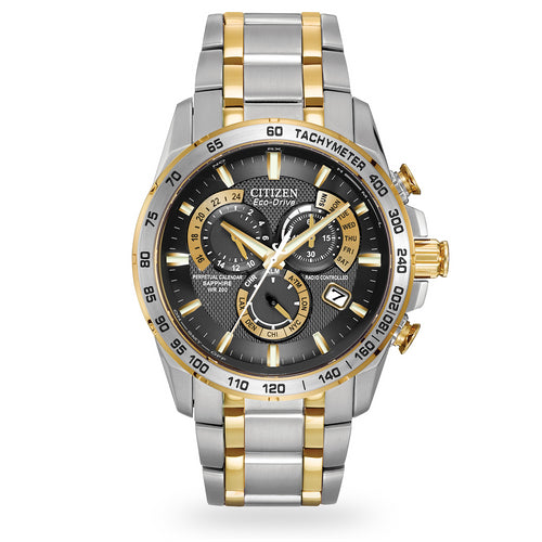 Citizen AT4004-52E Eco-Drive Gents Perpetual Chrono A.T Watch