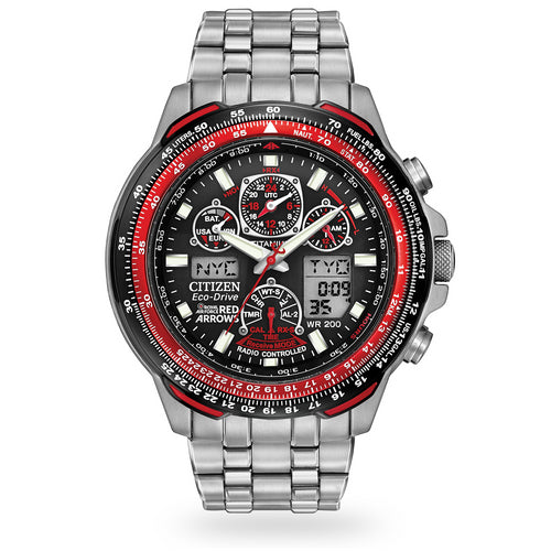 Citizen Eco-Drive Gents Red Arrows Skyhawk A.T Watch