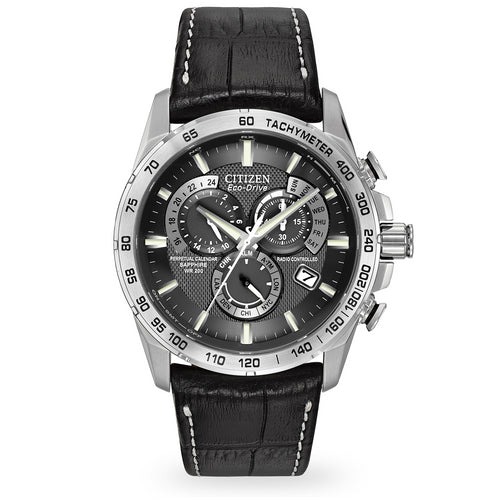 Citizen Eco-Drive Perpetual Calendar Mens Watch