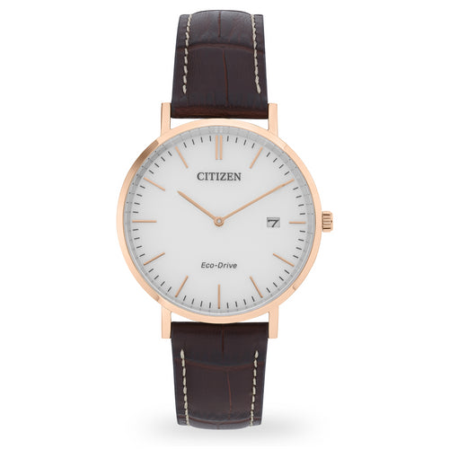 Citizen Eco-drive Mens Watch AU1083-13A
