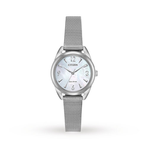 Citizen Long Term Relationship Eco-Drive Ladies Watch EM0680-53D