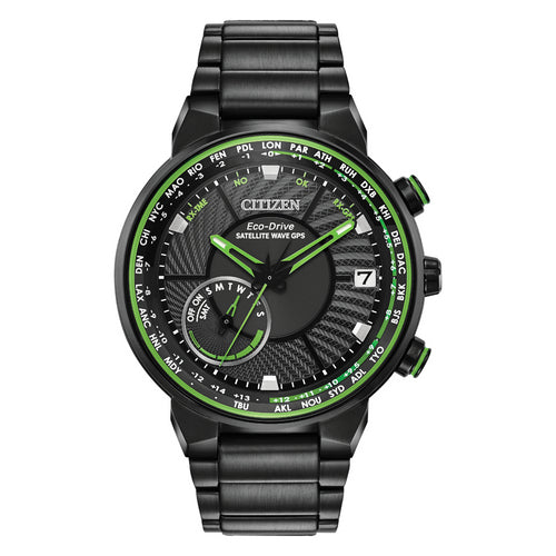 Citizen Mens Satellite Wave GPS CC3035-50E