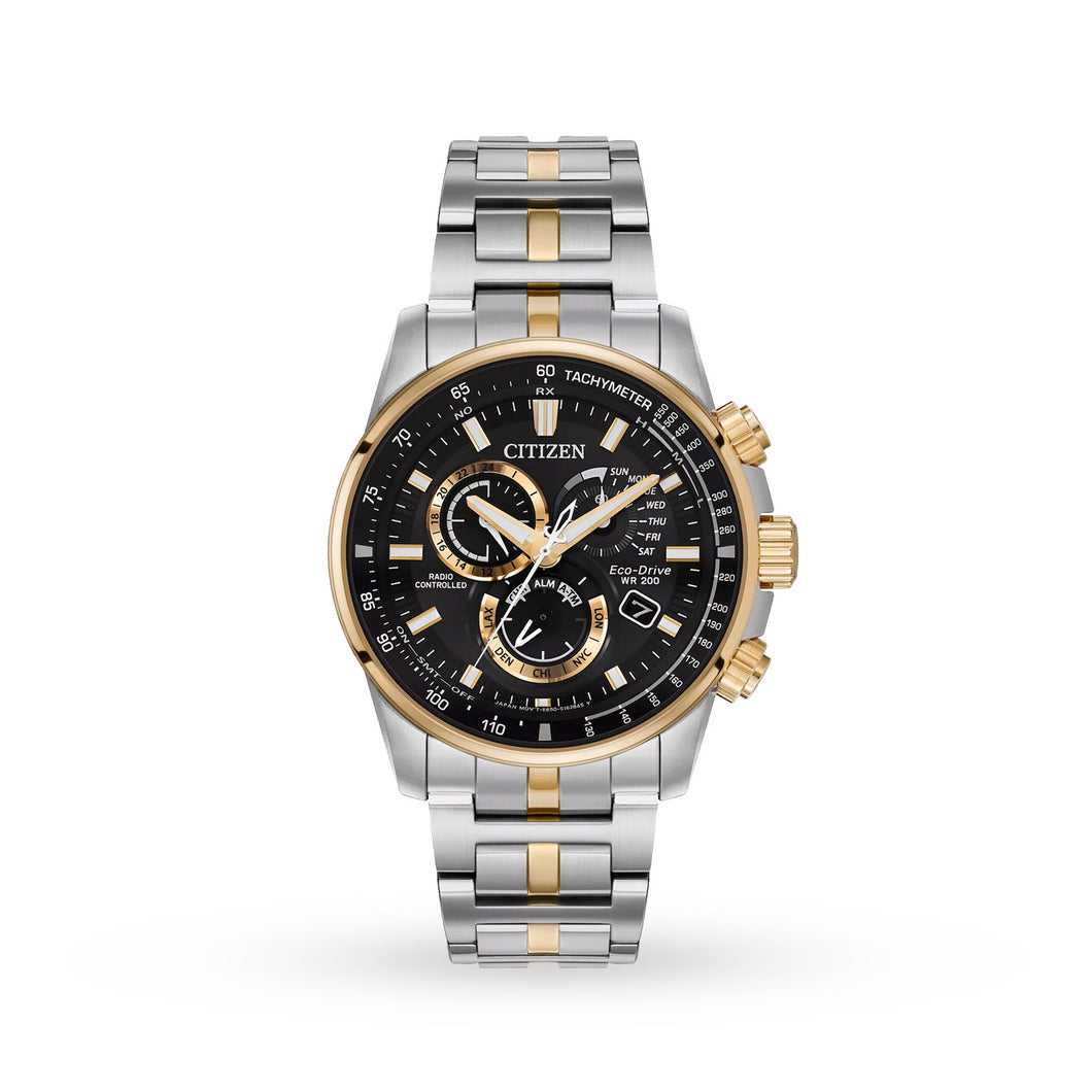 Citizen Chronograph AT4126-55E
