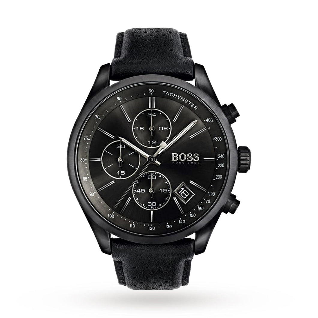 Hugo Boss Mens Grand Prix Chronograph Watch