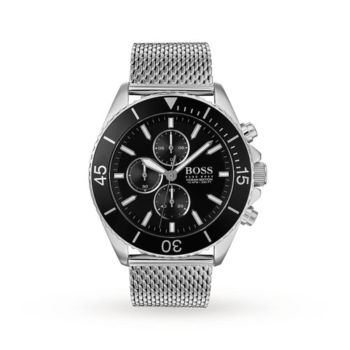 Hugo Boss Black Ocean Edition Mens Watch 1513701