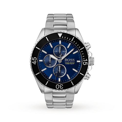 Hugo Boss Black Ocean Edition Mens Watch 1513704