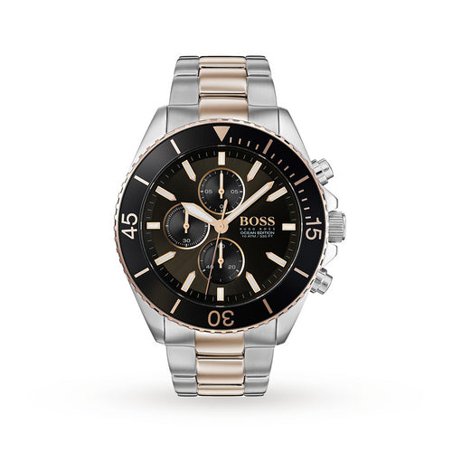 Hugo Boss Black Ocean Edition Mens Watch 1513705